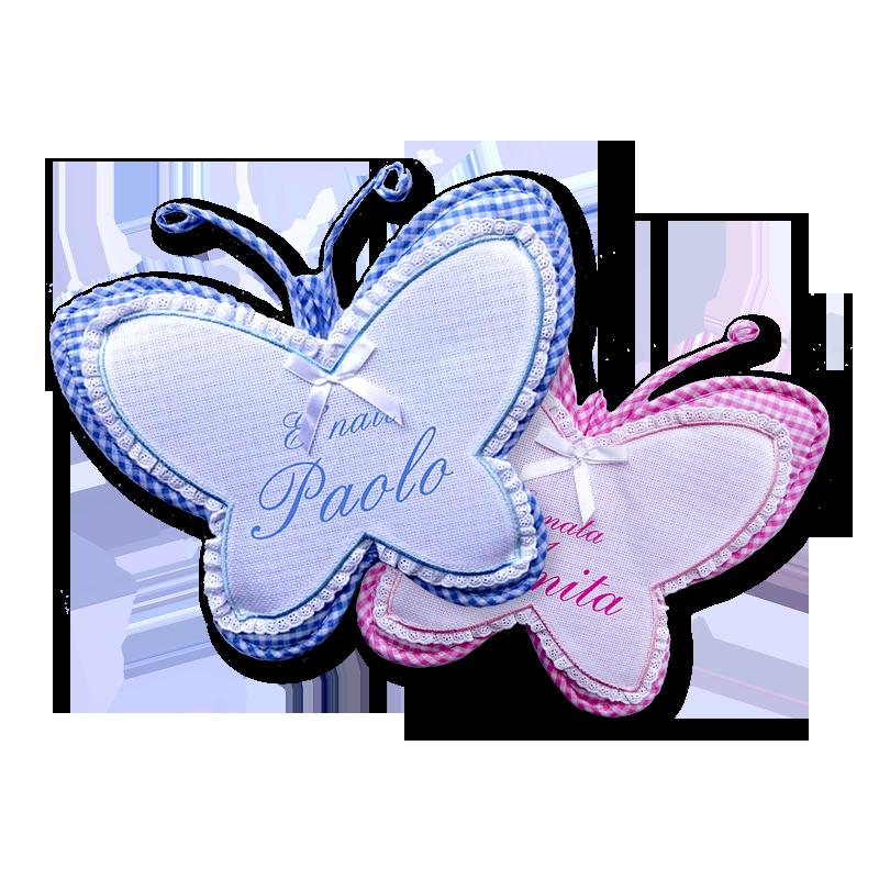 ventaglio farfalla