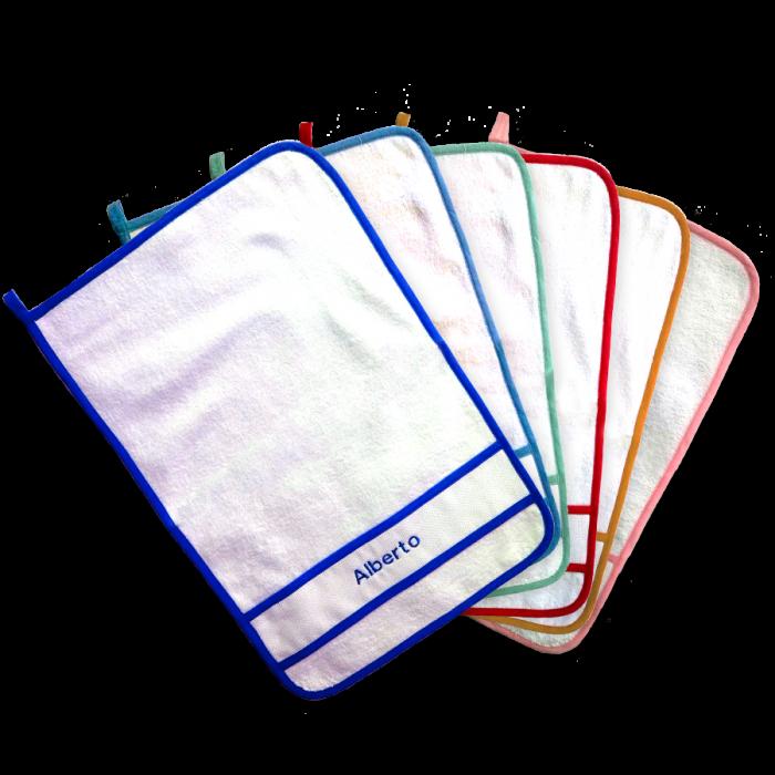 ventaglio asciugamani