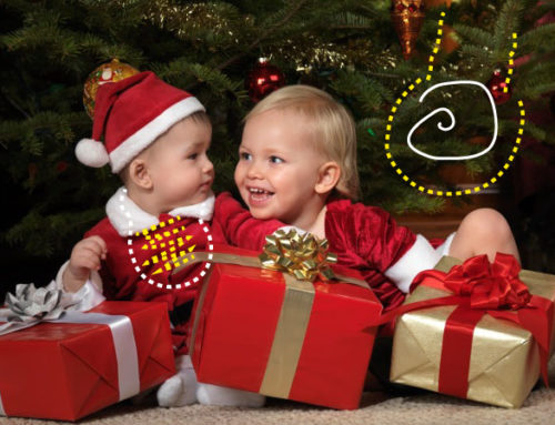 Regalo per Natale? Ora puoi…tutti i bavaglini che vuoi
