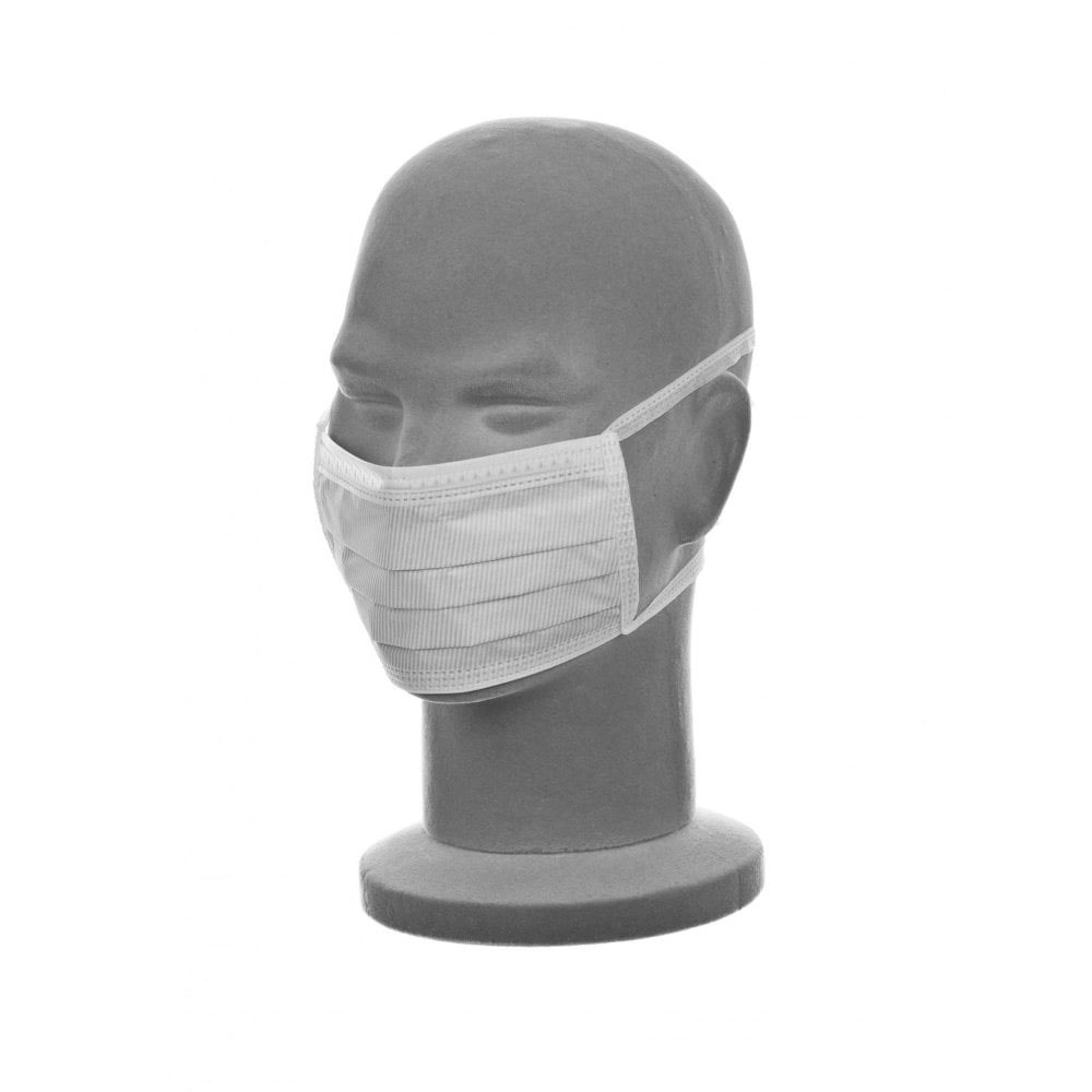 mascherina chirurgica cotone